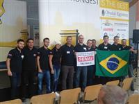 SENAI-SP participa da 9ª edição da Competição Mundial de Ponte Macarrão