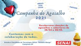 Campanha do Agasalho de 2021